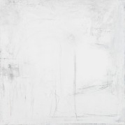 La vie conjugale, techniques mixtes sur toile, 51 x 51 cm