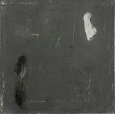 L'étoffe du désir, techniques mixtes sur toile, 51 x 51 cm