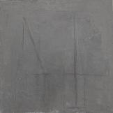 La scène du miroir, techniques mixtes sur toile, 51 x 51 cm